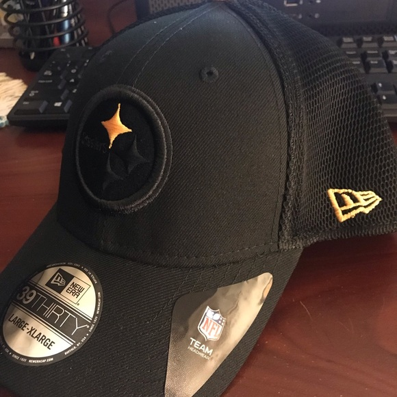 Fanatics Other - Steelers black hat. Never worn